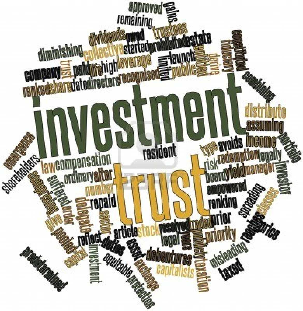 investment trusts cloud