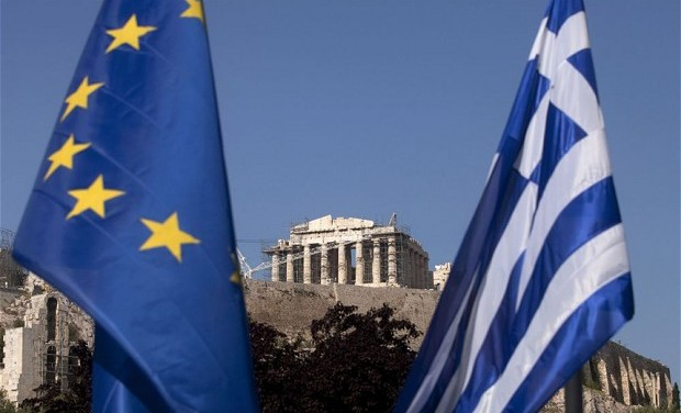 Christine Lagarde Confirms That Greece Will Most Likely Exit The European Union