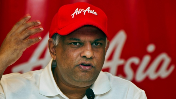 Air Asia CEO Admits He Cried After December 2014 Plane Crash