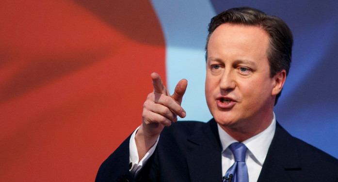 Rise in U.K Unemployment Leaves David Cameron 'Disappointed'