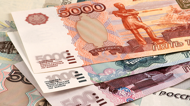Ruble Rallies in Currency Markets