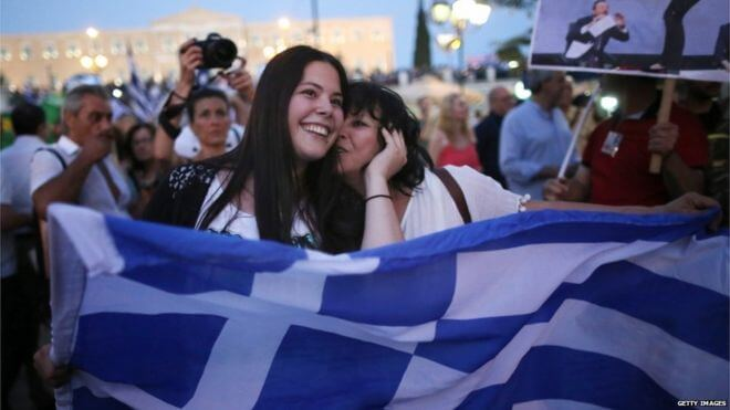Greece Secures Terms for Bailout