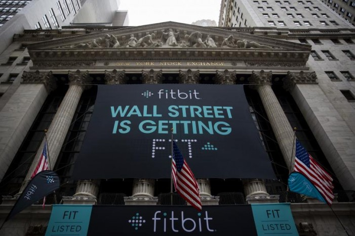 Fitbit Stock Falls Amid Share Earning Concerns