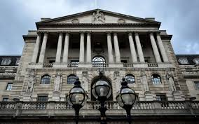 Bank of England Pushes Interest Rates Lower
