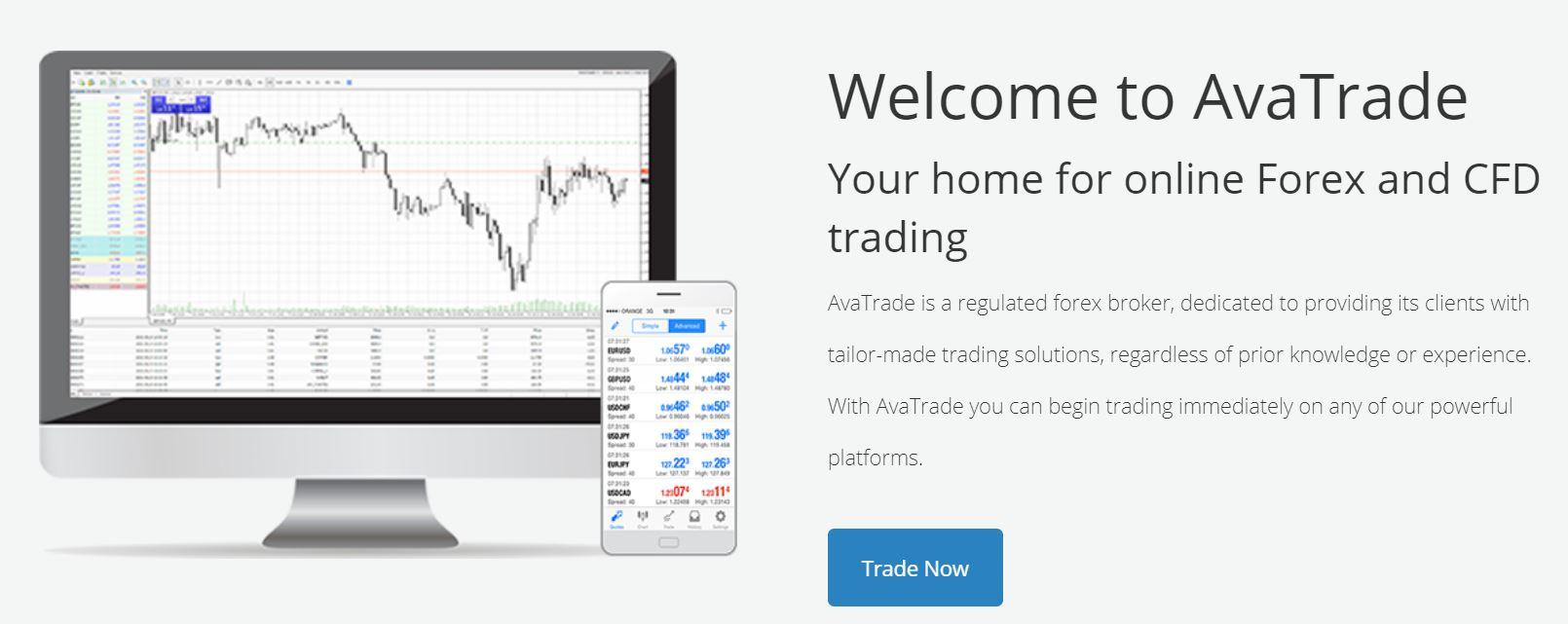Automated Trading - Autotrading Platforms | AvaTrade