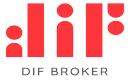 DIF Broker logo